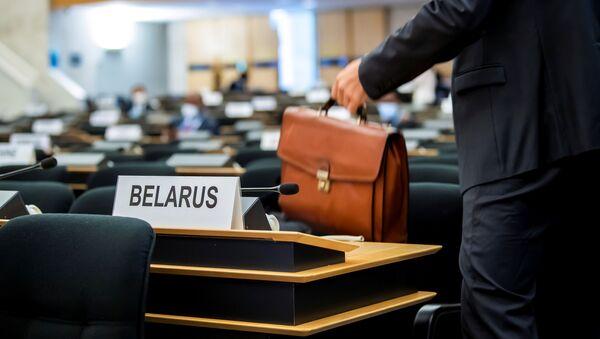 Дебаты по Беларуси в Совете ООН по правам человека - Sputnik Беларусь