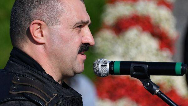 Виктор Лукашенко, архивное фото - Sputnik Беларусь
