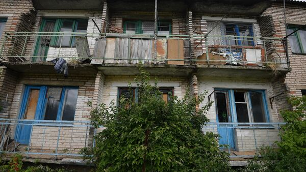 Дом в деревне Сергеевичи - Sputnik Беларусь