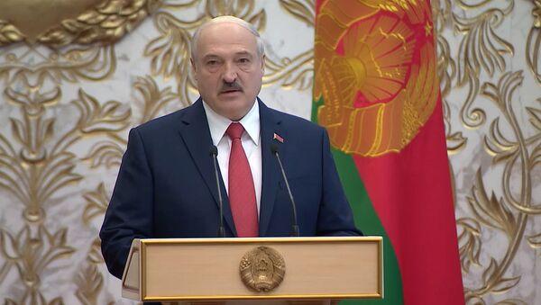 Как проходила инаугурация Александра Лукашенко - видео - Sputnik Беларусь