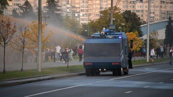 Водомет, архивное фото - Sputnik Беларусь