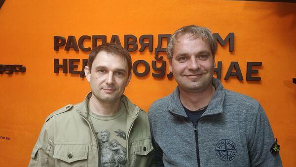 Шапка - Дабратвор: мы розныя, але абавязаныя дамаўляцца, інакш бяда! - Sputnik Беларусь