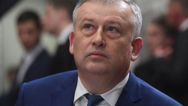 Губернатор Ленинградской области Александр Дрозденко - Sputnik Беларусь