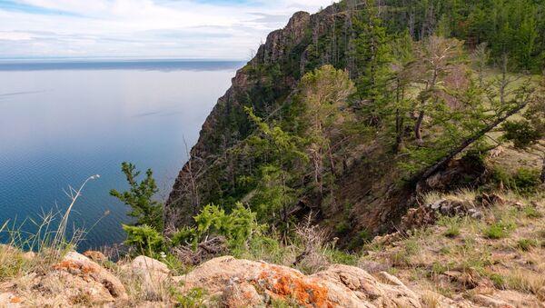 Остров Ольхон на озере Байкал - Sputnik Беларусь