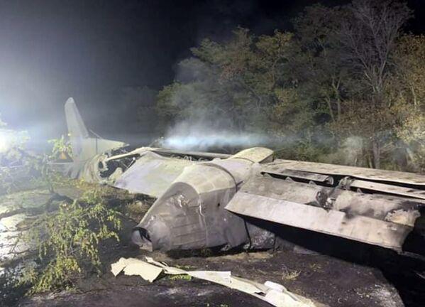 Президент страны Владимир Зеленский объявил в стране траур в связи с авиактастрофой. - Sputnik Беларусь
