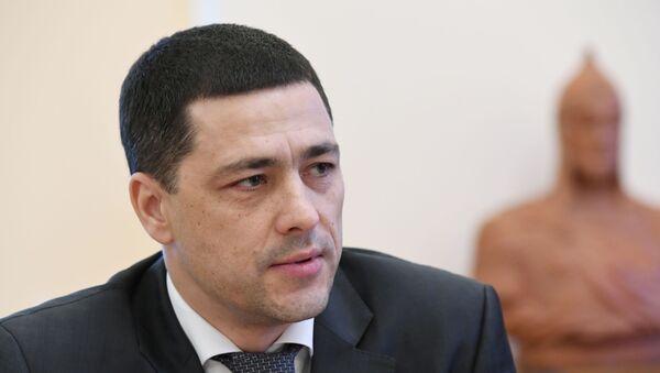 Губернатор Псковской области Михаил Ведерников - Sputnik Беларусь