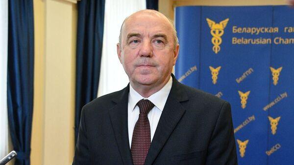 Министр по техническому регулированию ЕЭК Виктор Назаренко - Sputnik Беларусь