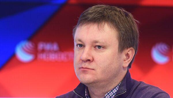 Директор Фонда энергетического развития Сергей Пикин  - Sputnik Беларусь