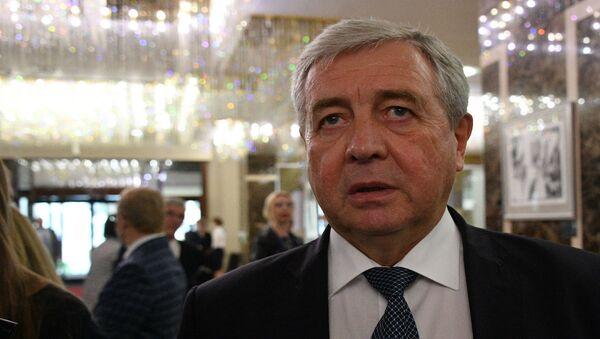 Пасол Беларусі ў Расіі Уладзімір Сямашка - Sputnik Беларусь