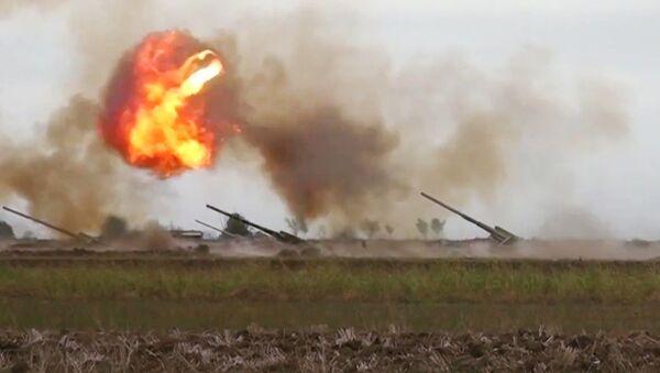 Ваенны канфлікт у Карабаху - Sputnik Беларусь