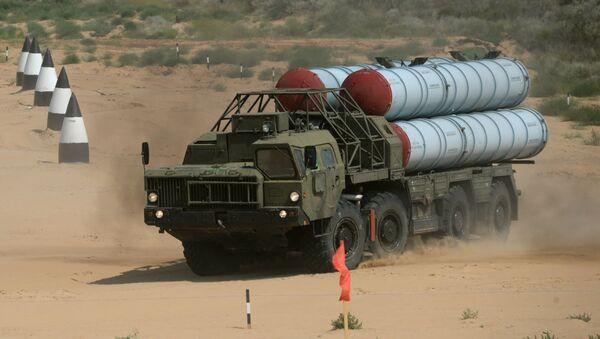 Зенитный ракетный комплекс С-300ПС - Sputnik Беларусь