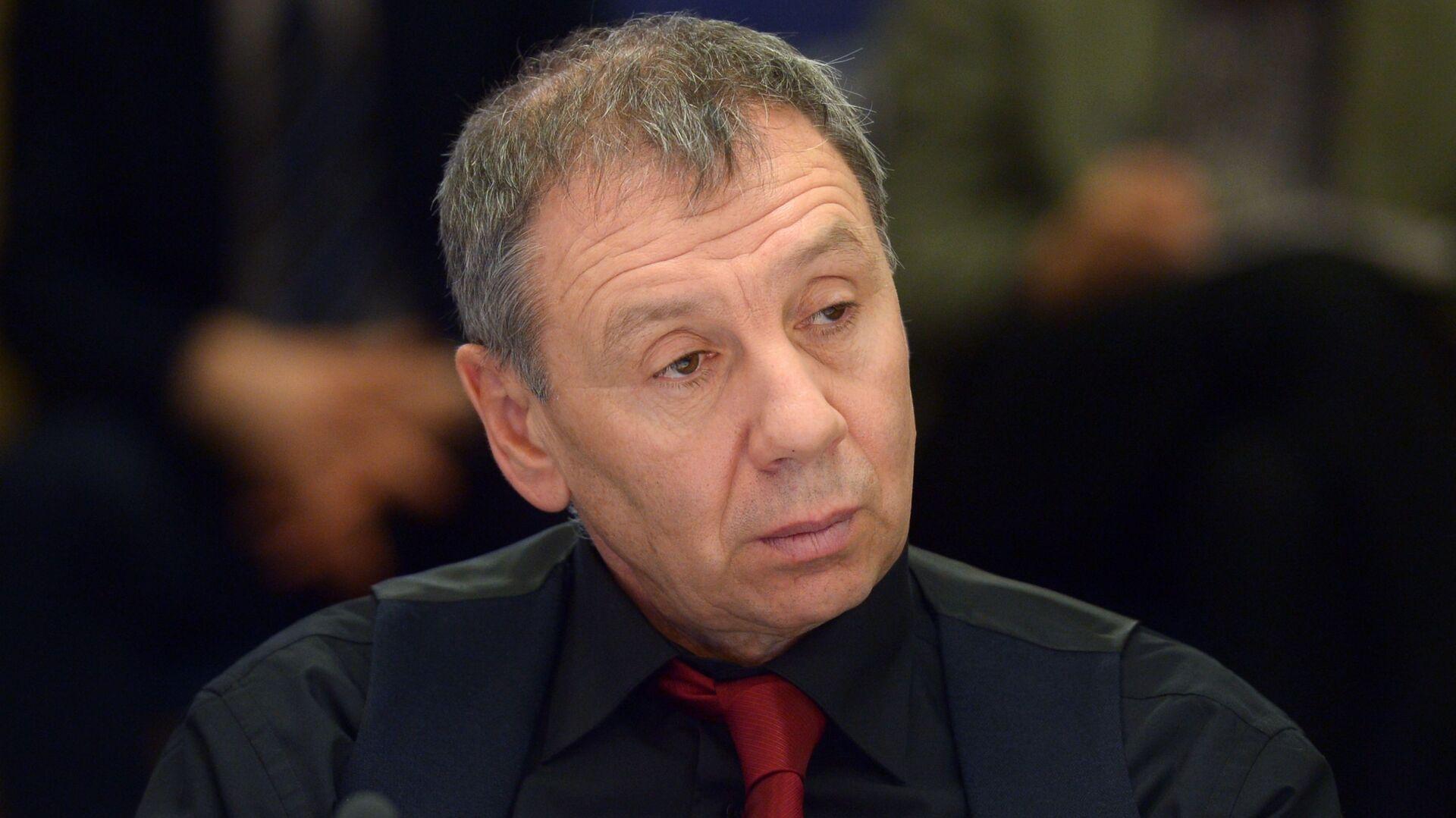 Политолог, член Общественной палаты (ОП) РФ Сергей Марков  - Sputnik Беларусь, 1920, 04.03.2021