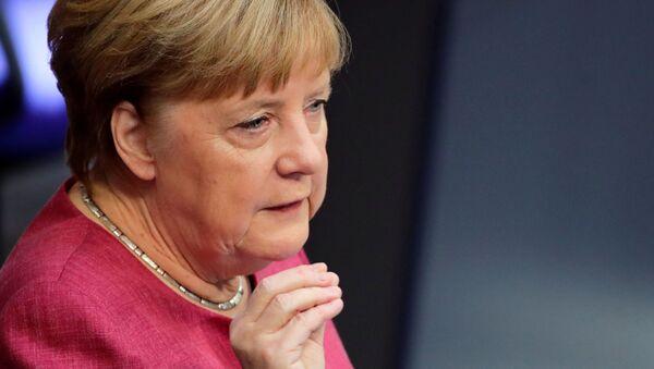 Канцлер Германии Ангела Меркель - Sputnik Беларусь