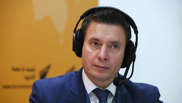 Член Коллегии (министр) по торговле Евразийской экономической комиссии Андрей Слепнев - Sputnik Беларусь