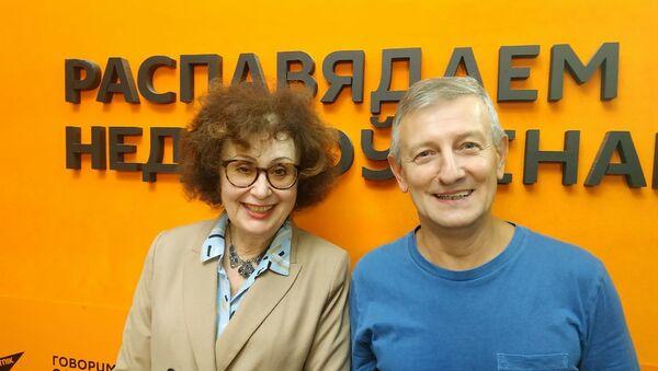 Новикова ― Романчук: Форум регионов и народная экономика - Sputnik Беларусь
