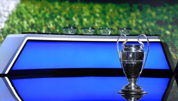 Жеребьевка группового этапа Лиги чемпионов в Женеве - Sputnik Беларусь