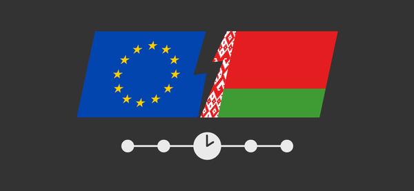 Санкции Евросоюза против Беларуси 1997–2020 - Sputnik Беларусь