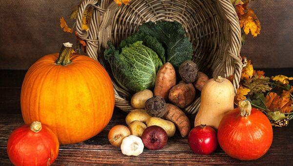 Овощи, архивное фото - Sputnik Беларусь