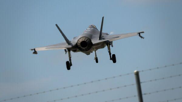 Американский истребитель F-35, архивное фото - Sputnik Беларусь
