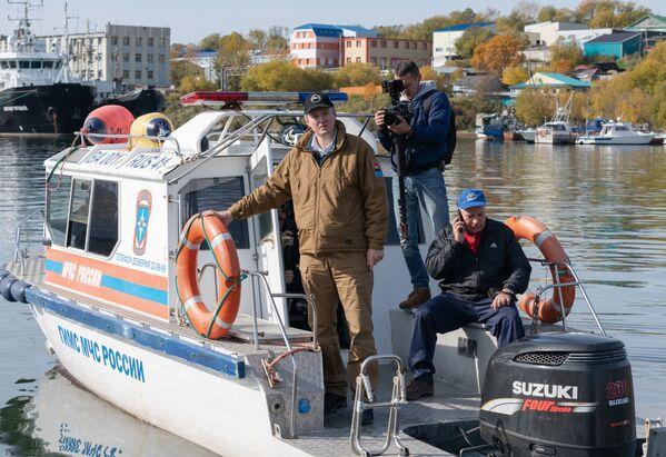 Рэйд па беразе Авачынскага заліва на Камчатцы - Sputnik Беларусь