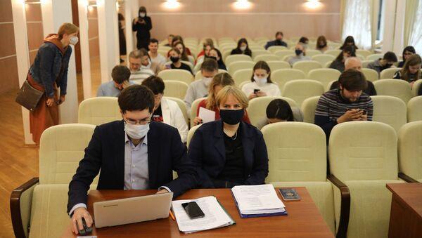 Эканамічны суд разглядае іск Мінінфарма аб пазбаўленні TUT.BY статусу СМІ - Sputnik Беларусь