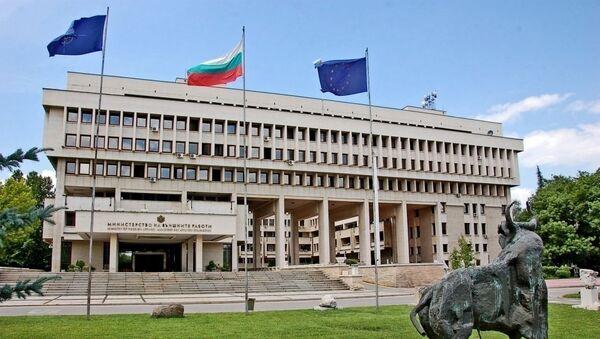 Будынак МЗС Балгарыі - Sputnik Беларусь