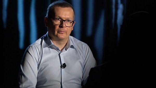 Бывший координатор оппозиционного штаба Юрий Воскресенский - Sputnik Беларусь