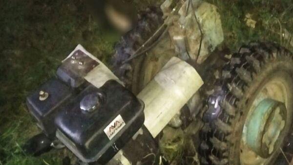Мужчина погиб под колесами мотоблока в Каменецком районе - Sputnik Беларусь