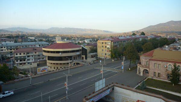 Столица Нагорного Карабаха Степанакерт - Sputnik Беларусь