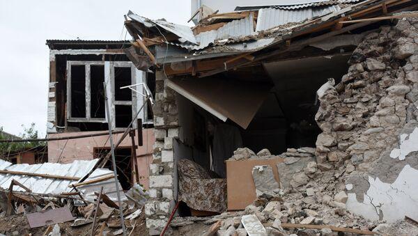 Ситуация вокруг Нагорного  Карабаха - Sputnik Беларусь