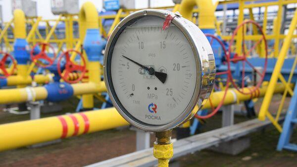 Мазырскае падземнае сховішча газу ААТ Газпром трансгаз Беларусь - Sputnik Беларусь