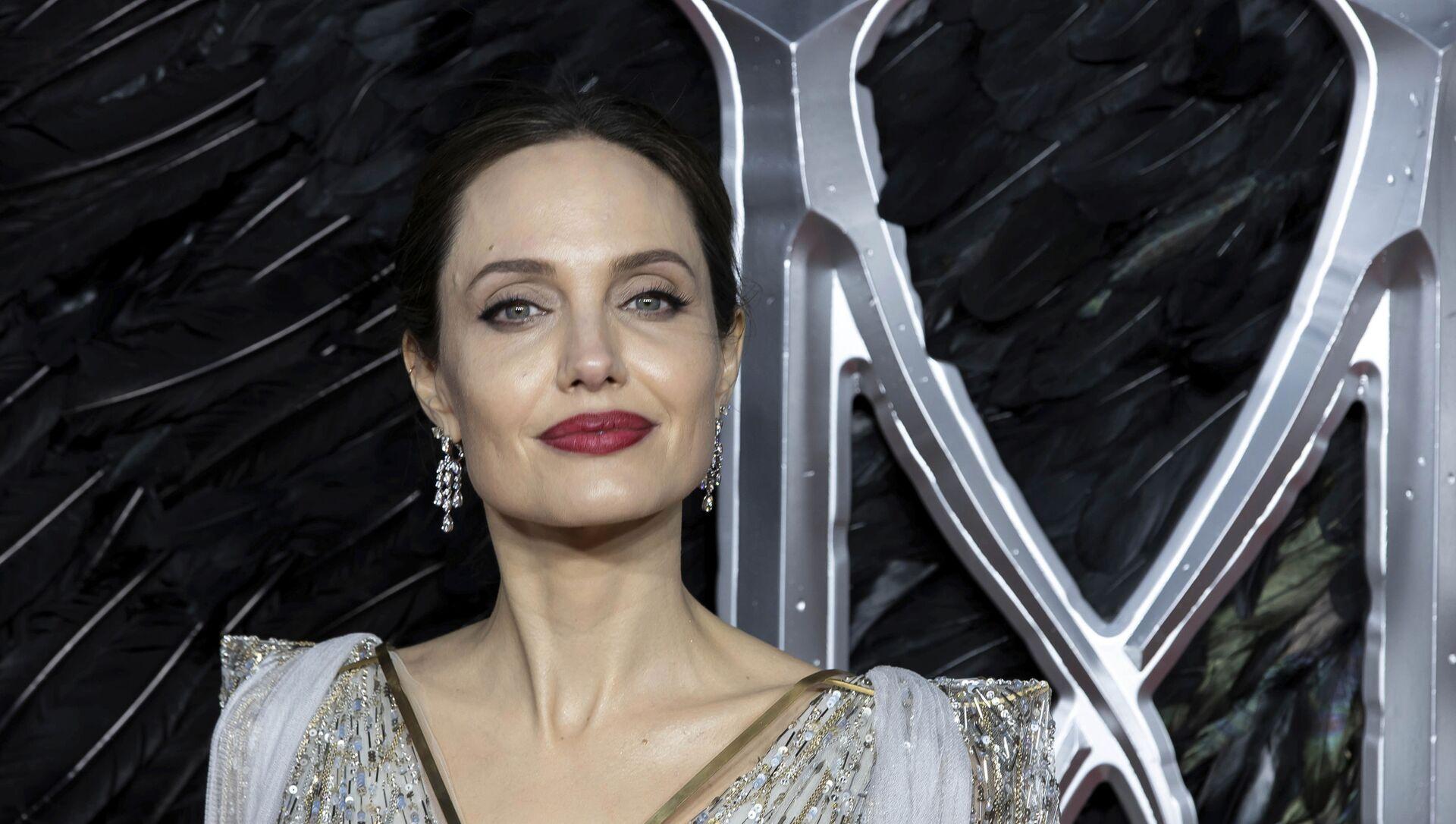 Анджелина Джоли - Sputnik Беларусь, 1920, 11.03.2021