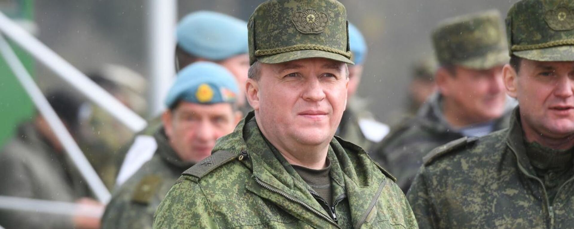 Министр обороны Беларуси Виктор Хренин - Sputnik Беларусь, 1920, 18.01.2021