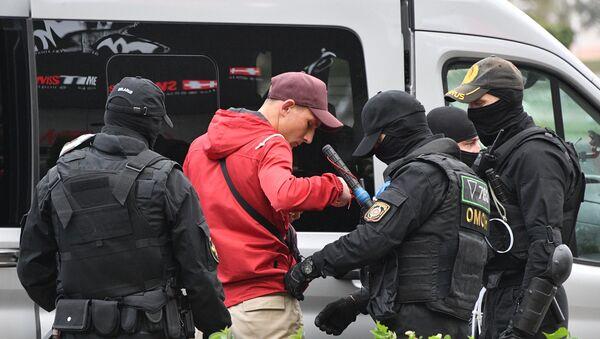 Акции протеста оппозиции в Минске - Sputnik Беларусь