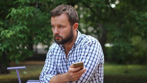 Виталий Шкляров, архивное фото - Sputnik Беларусь