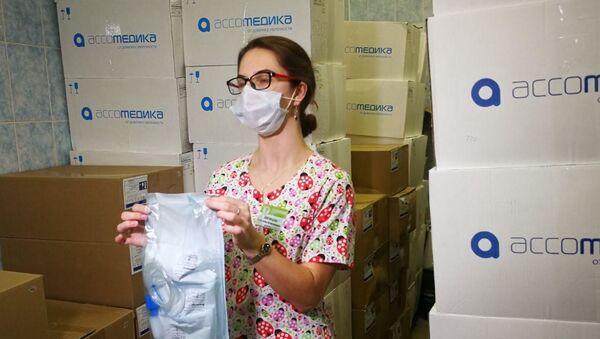Вторая городская клиническая больница Минска переходит на прием пациентов с COVID-19 - Sputnik Беларусь