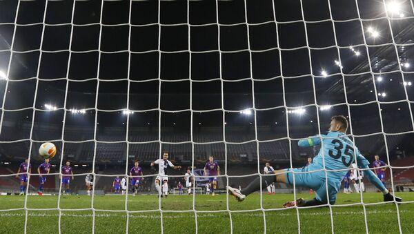 Матч Лиги Европы Вольфсберг - ЦСКА - Sputnik Беларусь