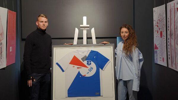 Супрематическая форма Витебска отправится в нидерландский музей  - Sputnik Беларусь
