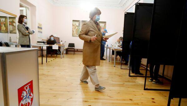 Выборы в Литве - Sputnik Беларусь