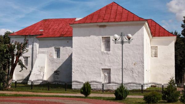 Бернардынскі кляштар у Нясвіжы - Sputnik Беларусь
