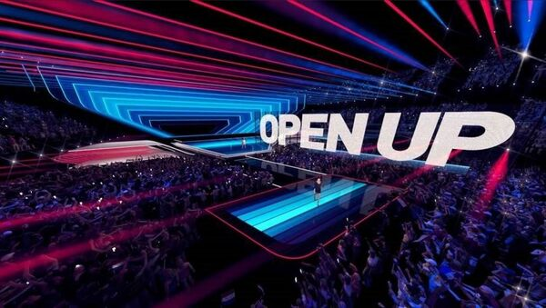 На сцене Евровидения в Роттердаме в 2021 году будет установлен полупрозрачный светодиодный экран - Sputnik Беларусь