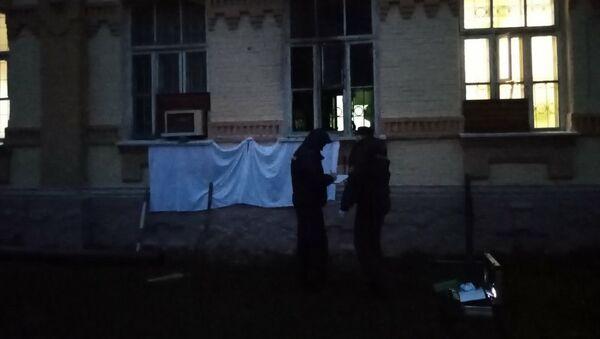Злоумышленник бросил коктейль Молотова в здание ГАИ в Мозыре  - Sputnik Беларусь