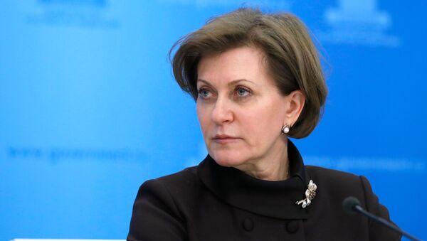 Руководитель Роспотребнадзора, главный государственный санитарный врач РФ Анна Попова  - Sputnik Беларусь
