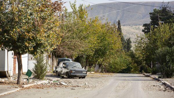 Нагорны Карабах падчас абвастрэння канфлікта - Sputnik Беларусь