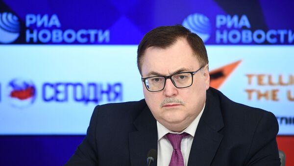 Аляксей Маслаў - Sputnik Беларусь