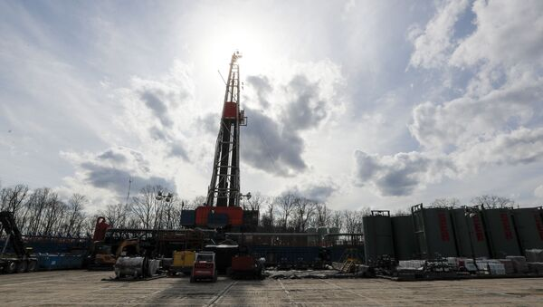 Добыча сланцевой нефти в США - Sputnik Беларусь
