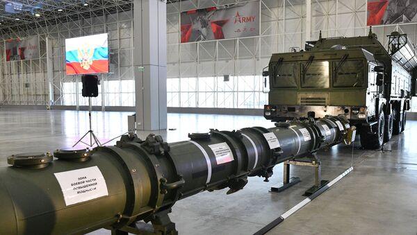 Ракета 9М729 - Sputnik Беларусь