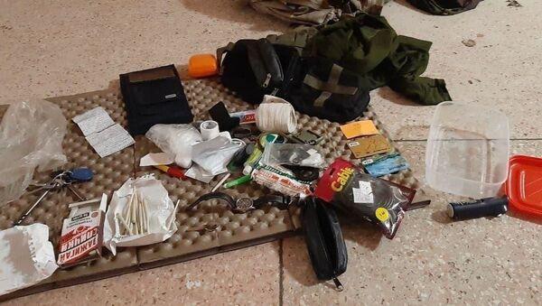 Госпогранкомитет заявил о задержании анархистов на украинской границе - Sputnik Беларусь