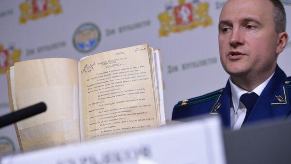 Начальник управления по надзору за исполнением федерального законодательства прокуратуры Свердловской области Андрей Курьяков - Sputnik Беларусь