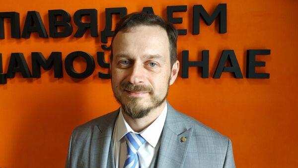 Общественный деятель Владислав Волохович - Sputnik Беларусь